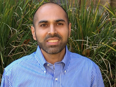 Science Teacher Dr. Shahriar Heidary