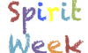 Spirit Week – April, 25th – 29th 2016