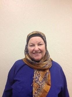 English Teacher Dr. Johanna Movassat